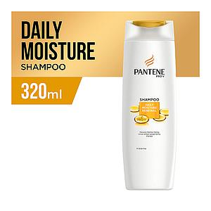 Pantene Shampoo Daily Moisture Renewal Bottle (320ml)
